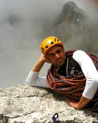 Simone Elmi Mountain Guide